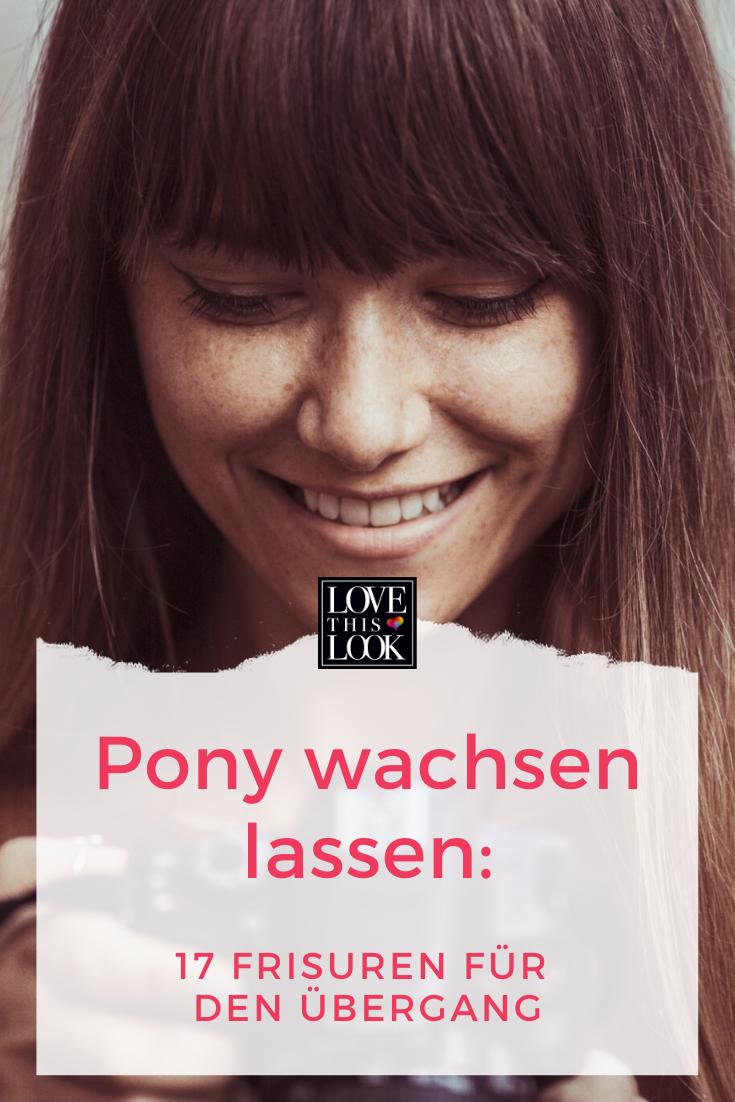 Pony Wachsen Lassen