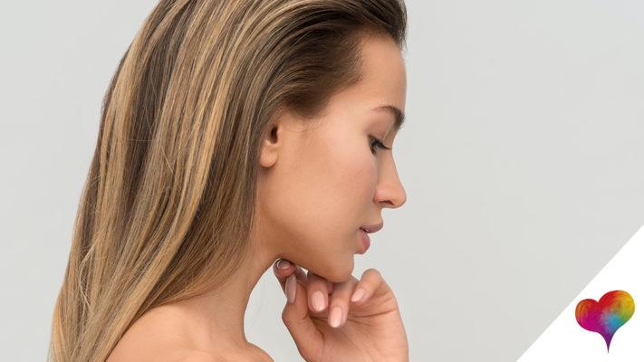 Silikone aus Haaren entfernen